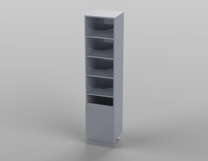 Distributeur 4 casiers - Stérigène